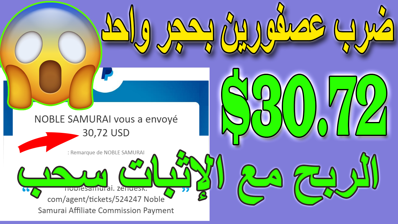 الربح من الانترنت مع اثبات السحب اسهل طريقة للربح من الانترنت للمبتدئين (make money online)