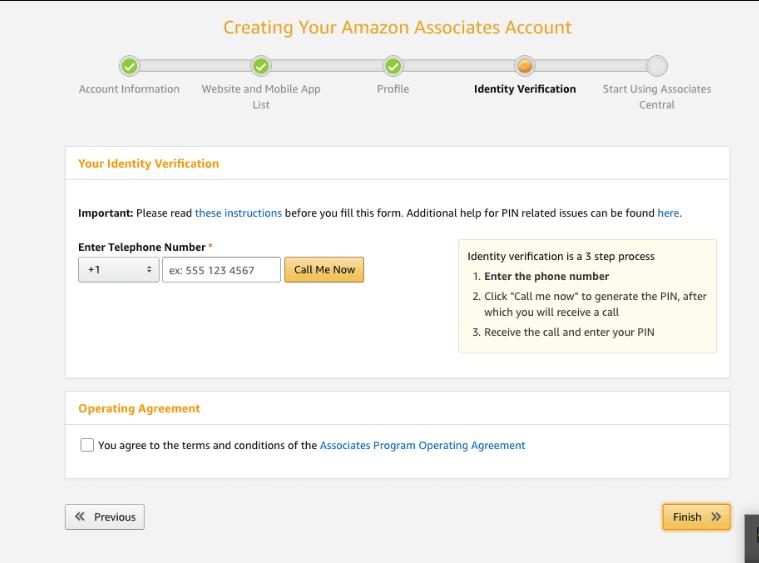 الربح من الانترنت - 200 دولار يوميا باستعمال من امازون - مع طريقة التسجيل  Amazon Associates