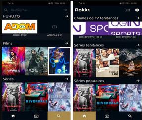 تحميل تطبيق WATCHED - Rokkr مفعل اخر اصدار لمشاهدة الافلام و المسلسلات و القنوات المشفرة